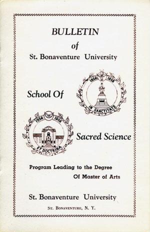School of Sacred Science